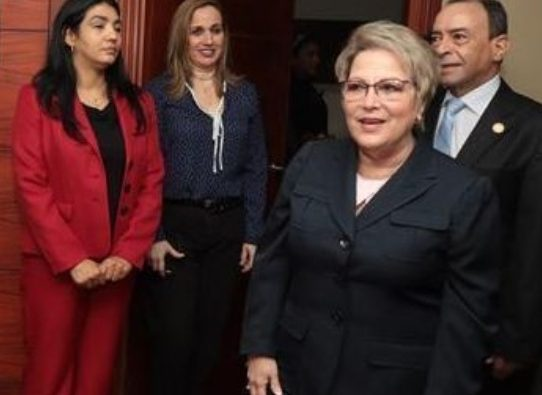 Magistrada María Eugenia López, candidata a presidir la CSJ