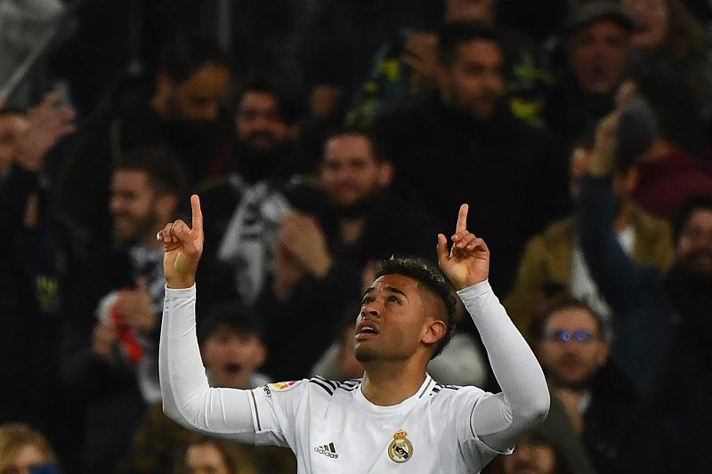 El jugador del Real Madrid Mariano da positivo por coronavirus