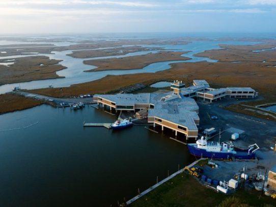Los laboratorios marinos ubicados a orillas del mar se ven amenazados por el cambio climático