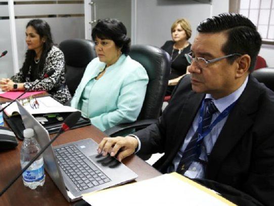 Aduanas presentó ante proyecto de presupuesto ante la Asamblea Nacional