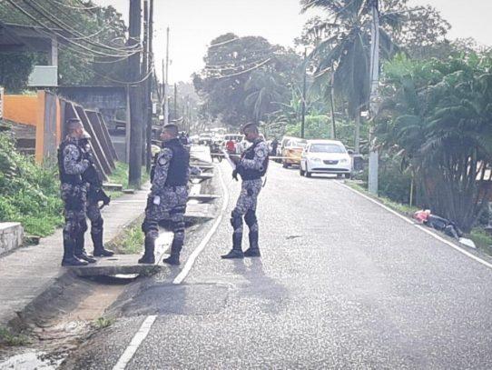 """Matan a """"Nariz"""" en Cativá, Colón"""