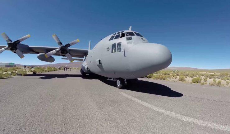 Fuerza Aérea chilena pierde contacto de avión militar con 38 ocupantes