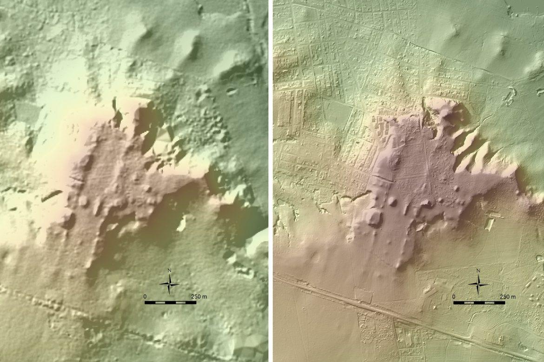 Un mapa en línea lleva a un arqueólogo a un descubrimiento maya