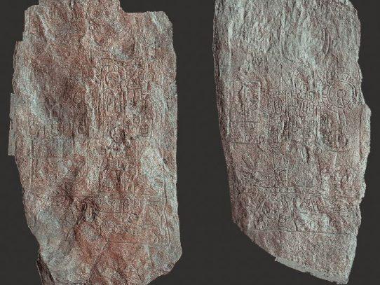 Un hallazgo de la historia maya: la quema de una ciudad fue un acto de guerra masivo