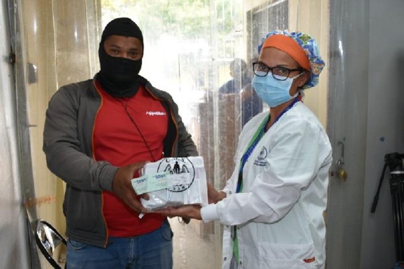 Policlínica J.J. Vallarino entrega medicamentos a domicilio a más de 500 pacientes por día