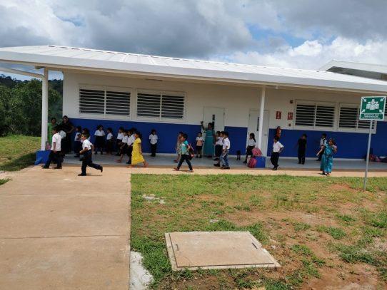 Escuelas de Panamá Centro y San Miguelito iniciarán clases este lunes 2 de marzo