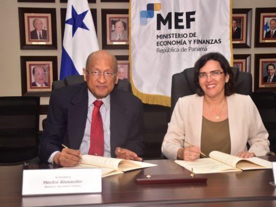 Panamá y BID firman préstamo por $150 millones para apoyo al presupuesto estatal
