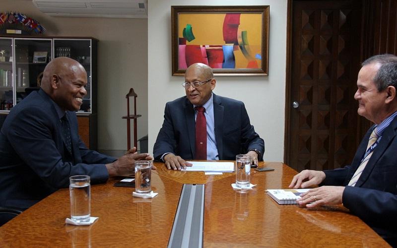 MEF y ONU analizan temas relacionados con cooperación e inversión
