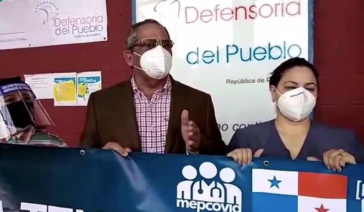 Médicos rechazan políticas del Gobierno ante la pandemia