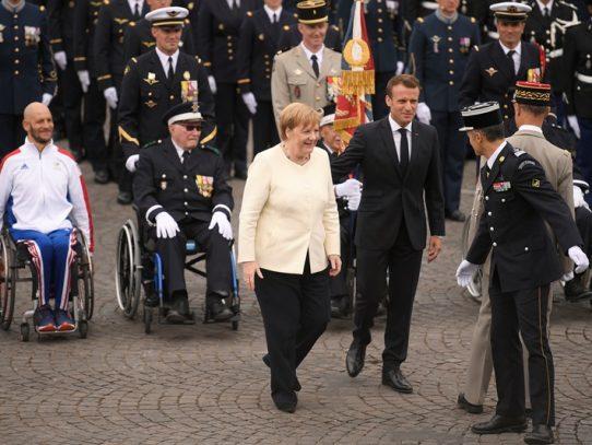 Vicecanciller de Merkel, derrotado en elección a la presidencia del SPD alemán