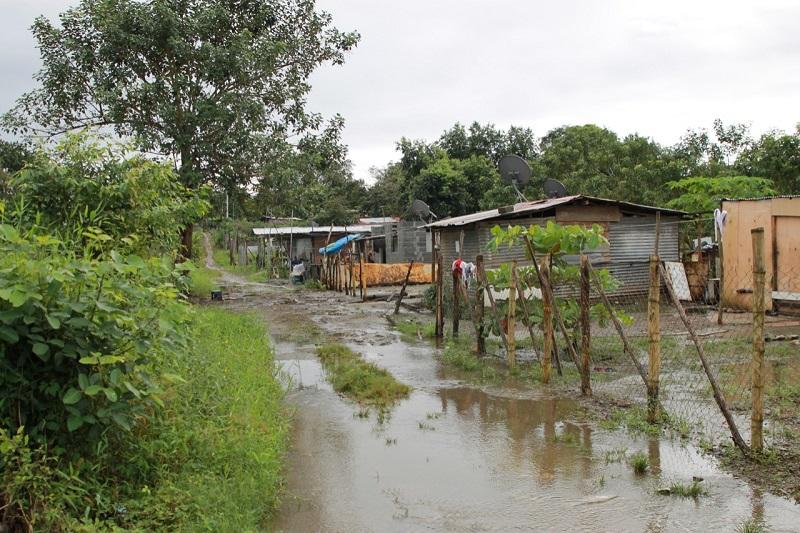 Ubican áreas inundables en el corregimiento de Tocumen
