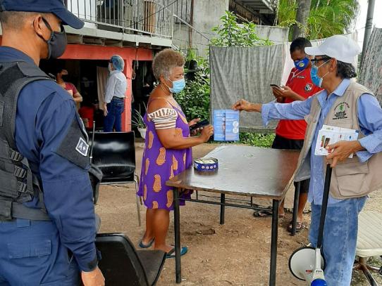 Panamá acumula  3,039 muertes por Covid-19