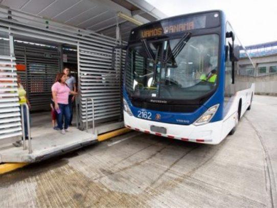 MiBus ajusta horario del transporte de pasajeros durante este fin de semana