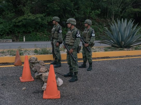 Las pésimas condiciones de los centros de detención de migrantes en México