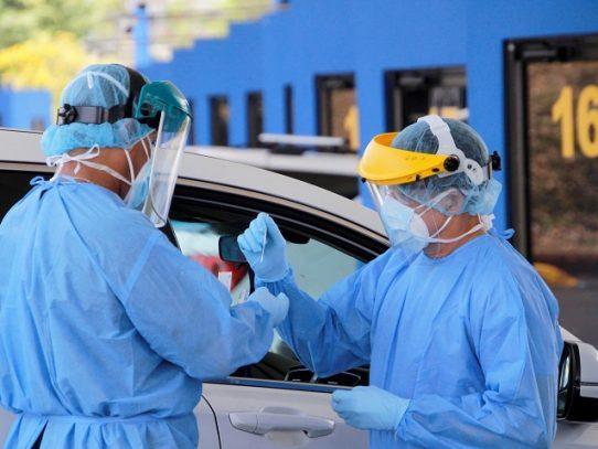 Panamá registra 753 casos positivos nuevos y 592 defunciones acumuladas por Covid-19