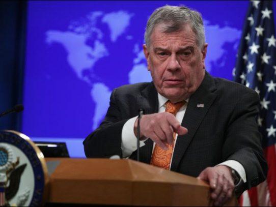 EEUU nombra un diplomático de línea dura para Latinoamérica