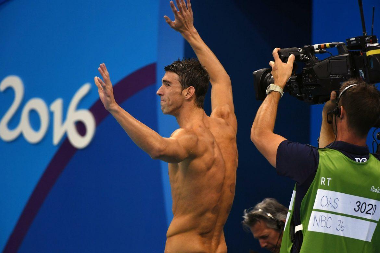 Según Phelps, el sistema de los Juegos Olímpicos descuida la salud mental
