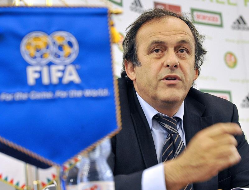 FIFA acude a un tribunal de Lausana para recuperer dinero de Platini