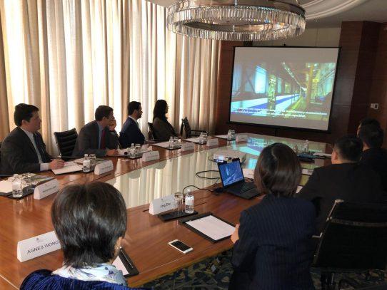 Potencian el sector logístico panameño en feria de importaciones de China (CIIE)