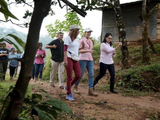 Evalúan avances de programas para la niñez en la Comarca Ngäbe Buglé