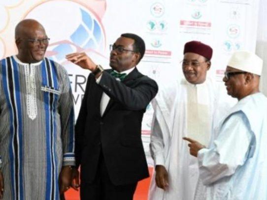 Países de África occidental acuerdan plan de $1.000 millones contra yihadismo