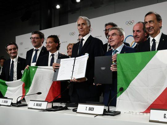 Los Juegos Olímpicos de Invierno de 2026 serán en Milán/Cortina