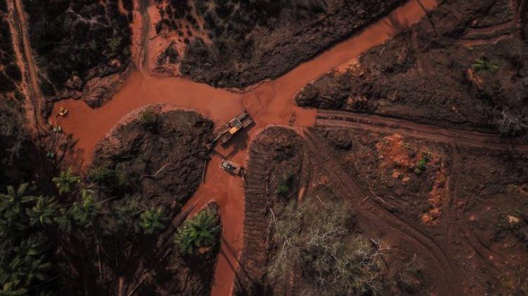 Brasil bajo alerta ante posible colapso de otro dique en mina de Vale