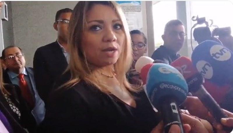 Ministra de Trabajo presentó su declaración de bienes patrimoniales