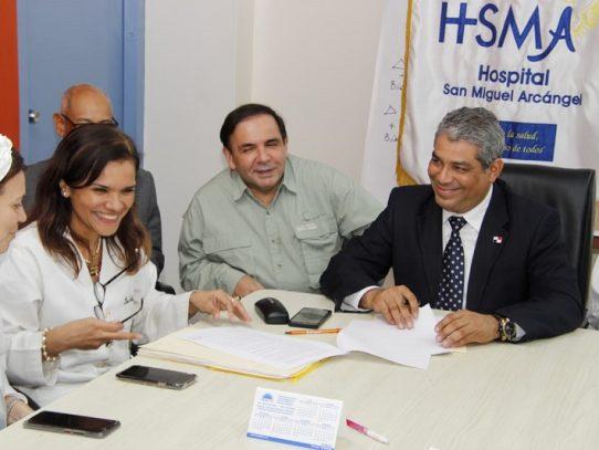 Médicos del Hospital San Miguel Arcángel levantan paro tras acuerdo con el Minsa