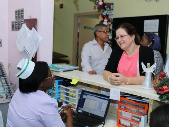 Invierten dos millones de balboas para reforzar el Hospital Nicolás A. Solano