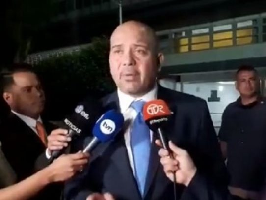 "Mirones solicitará ""baja deshonrosa"" para policías en caso de fuga de Ventura"