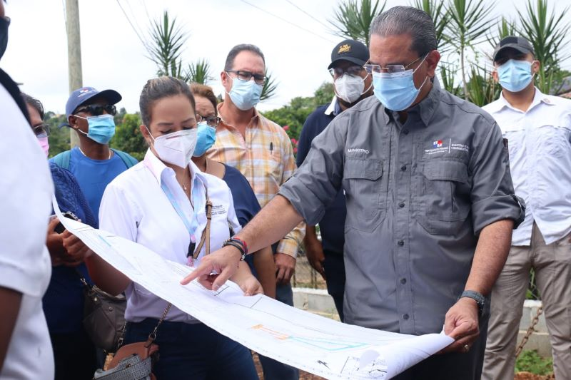 Avanza proceso de legalización de dos asentamientos en Arraiján