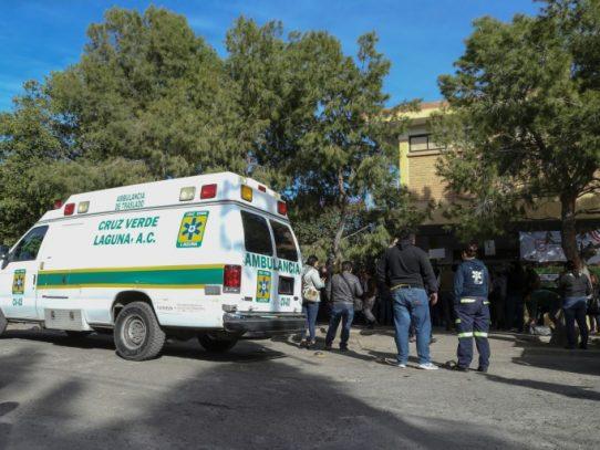 Un niño mata a profesora antes de suicidarse en escuela de México