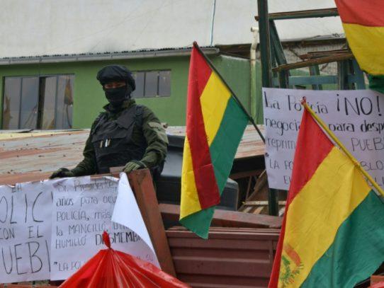 Evo Morales renuncia después de perder apoyo de militares