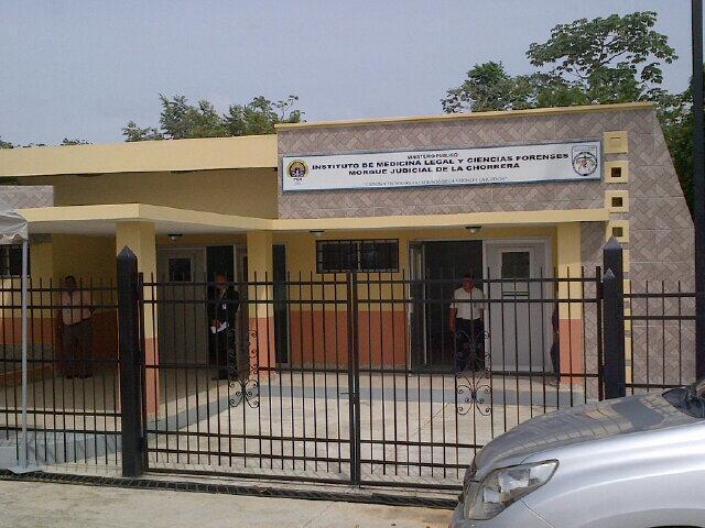 Acondicionan la morgue de La Chorrera para depositar fallecidos por COVID-19
