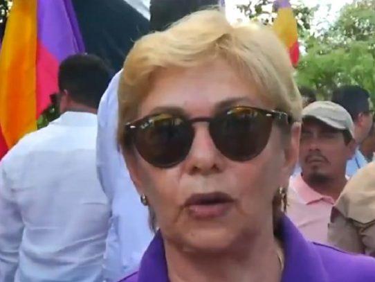 """Moscoso: El panameñismo es """"un muerto enterrado en las elecciones"""""""