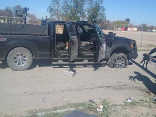 Abaten a 7 delincuentes más en México y suman 21 muertos por enfrentamientos