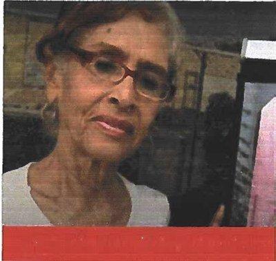 Solicitan información para hallar a América Amat Samudio desaparecida