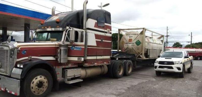 Activan mecanismo logístico para abastecer combustible a Bocas del Toro