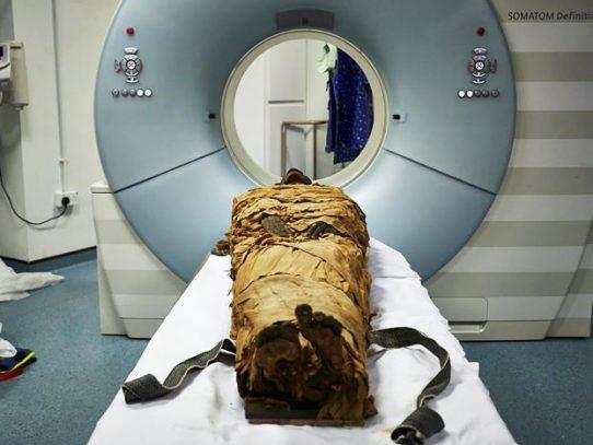 ¡La momia habla! Científicos escuchan sonidos de la voz de un sacerdote del Antiguo Egipto