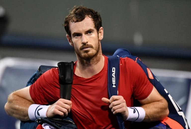 Andy Murray causa baja por lesión para el Abierto de Australia