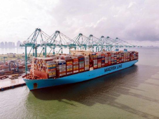 Maersk ampliará los servicios de logística y apuesta por crecer en tierra