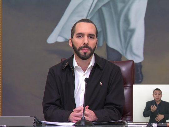 Bukele anuncia primer caso de coronavirus en El Salvador