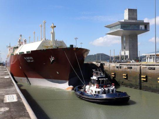El tránsito de barcos Neopanamax por el Canal creció acumulado a mayo del  2020 vs. 2019, 17.5%