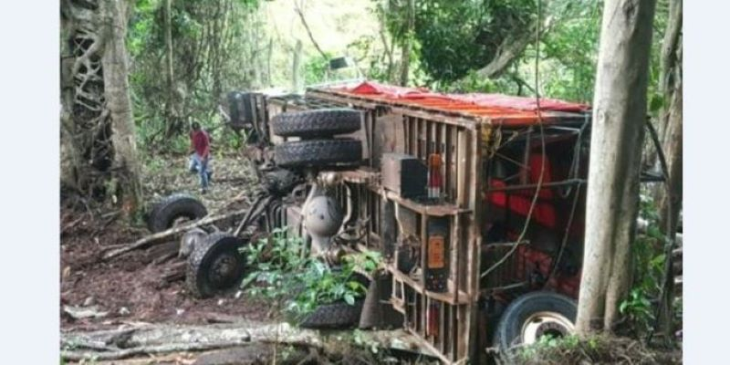 Al menos 16 muertos en accidente vial en Nicaragua