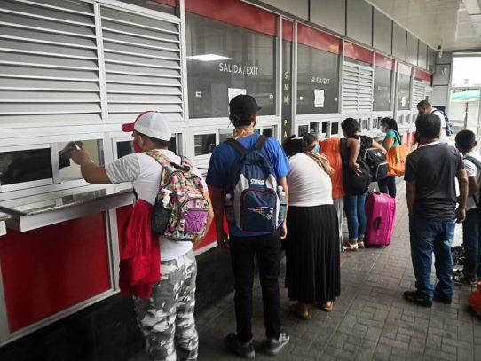 Cuarto grupo de nicaragüenses parte a su país desde Panamá