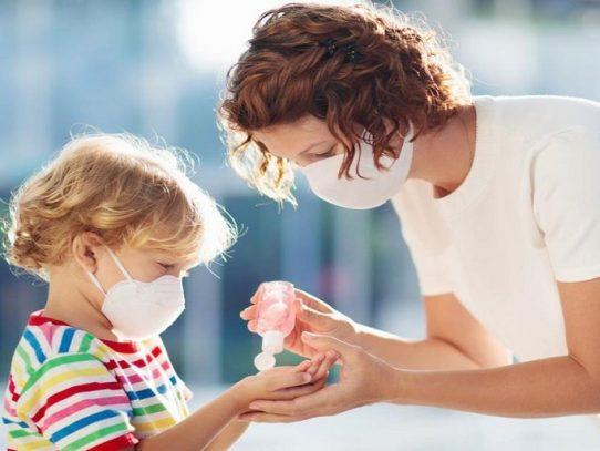 ¿Cómo combate el coronavirus en los niños?