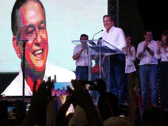 Cortizo gana por el margen más estrecho de la historia electoral reciente