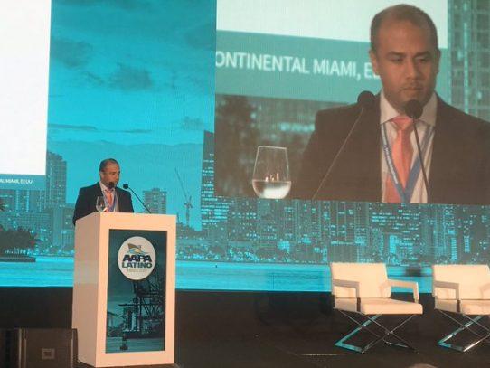 Panamá participa en congreso portuario internacional y destaca retos y desafíos de la industria