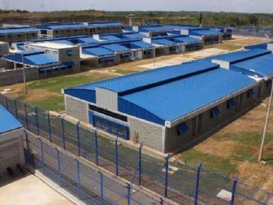 Policía interviene en motín en la cárcel La nueva Joya